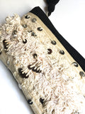 Handira wedding blanket clutch purse handbag