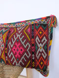 Moroccan kilim cushion