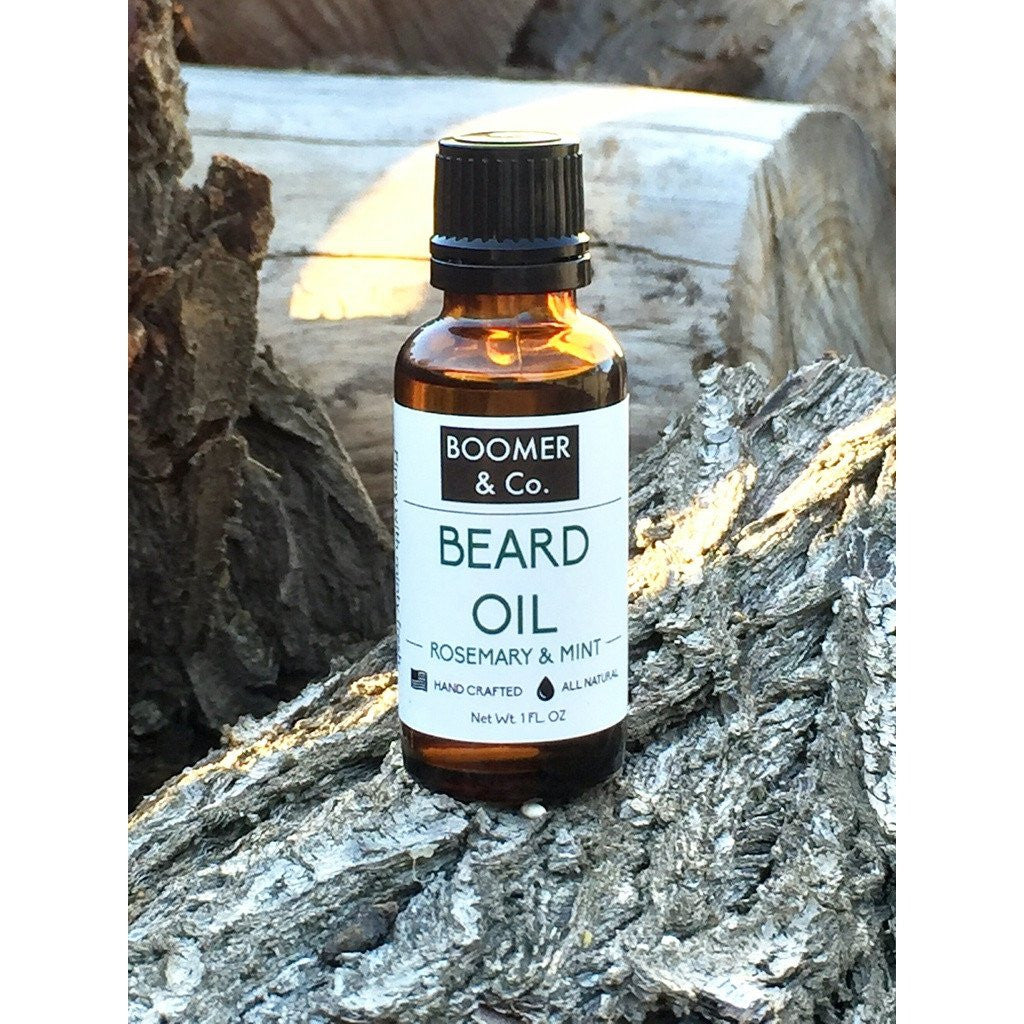 Boomer & Co.: Beard Oil, Aftershave, & Body Wash -- Made in the USA