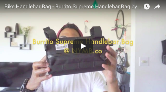 Waterproof Handlebar Bag - Bike Handlebar Bag