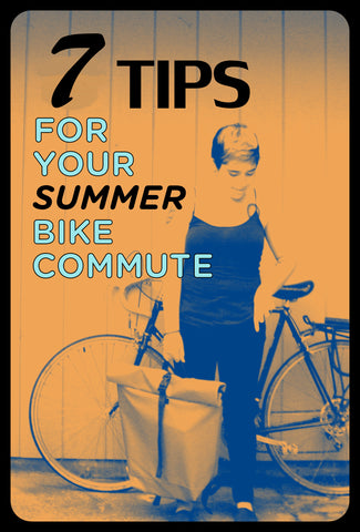 Summer Bike Commute Tips