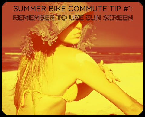 Summer Biking Tips