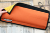 Image of Top Tube Protector by Vaya Bags (Black)