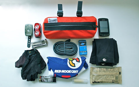 Bike Handlebar Bag - Road Runner Bags