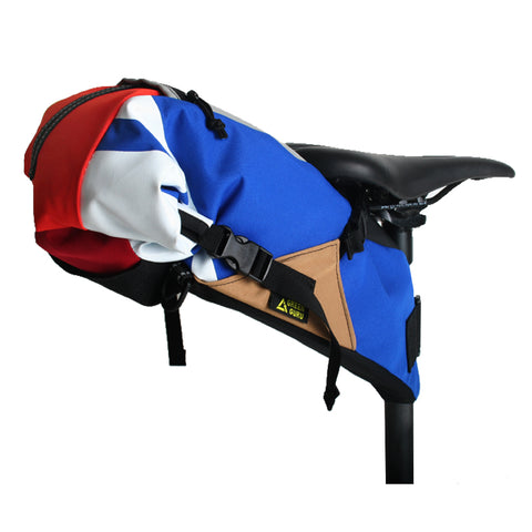 Hauler Saddle Bag by Green Guru