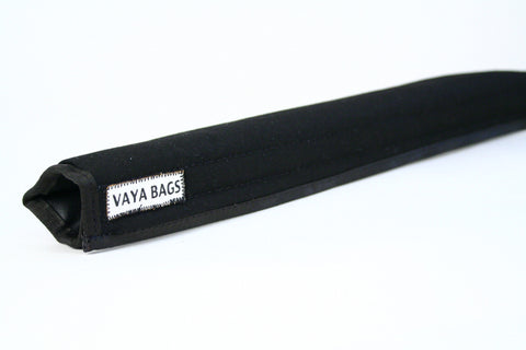 Top Tube Protector by Vaya Bags (Black)