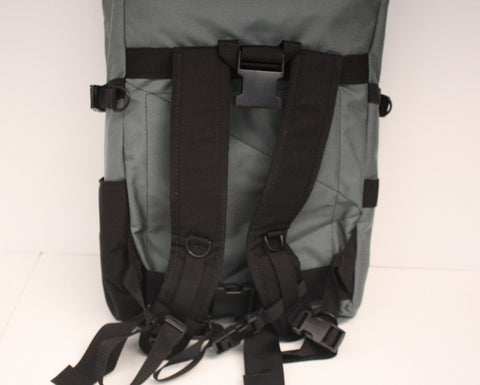 Bike Messenger Backpack