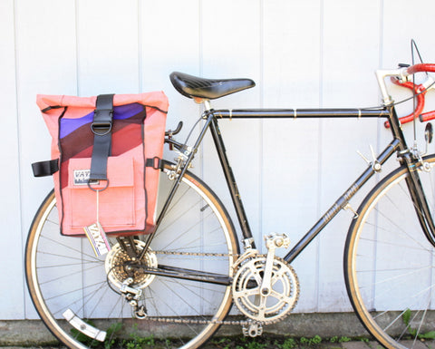 Pannier Backpack Hybrid