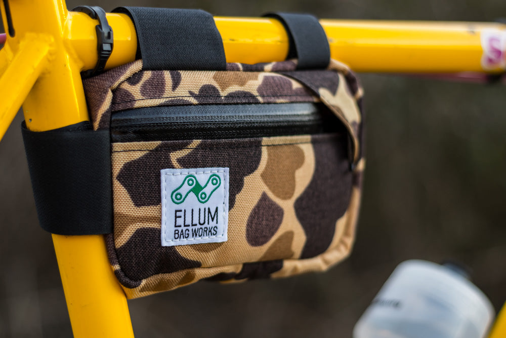 Lil Dude Tube Bag (Black) by Ellum Bag Works