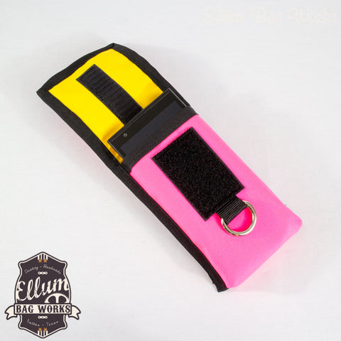 Large Phone Pouch by Ellum Bag Works