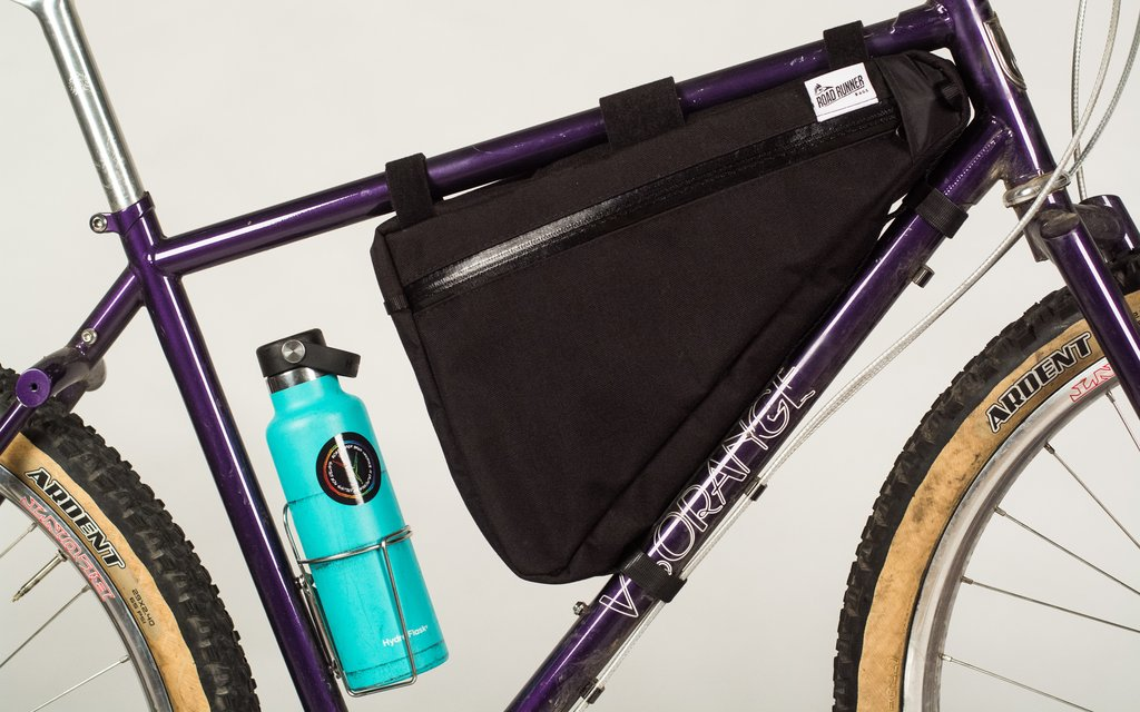 The Wedge Mountain Bike Full Frame Bag by Road Runner Bags