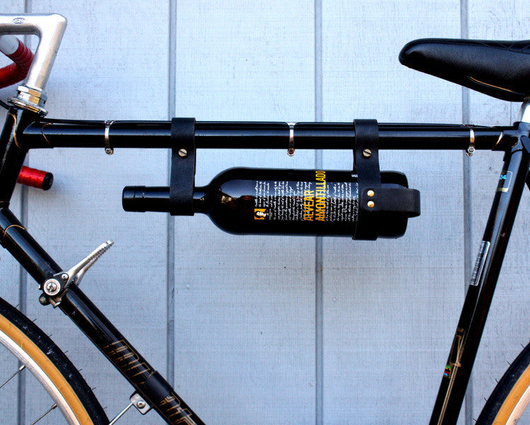 Delightful Bike Wine Holder ...