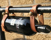 Bicycle Wine Bottle Holder Brown