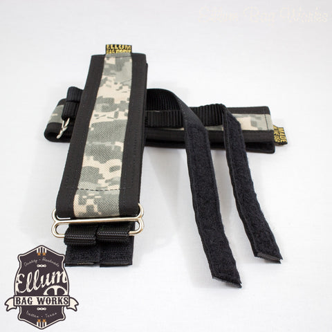Pedal Straps by Ellum Bag Works