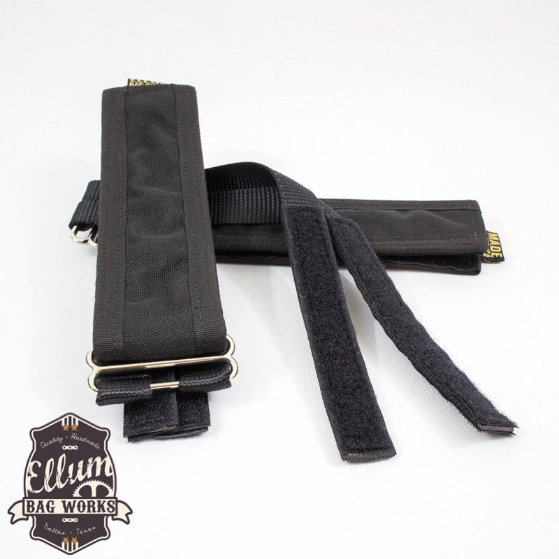 Fixed gear pedal straps