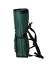 Green Roll Top Bike Backpack by Mer Bags