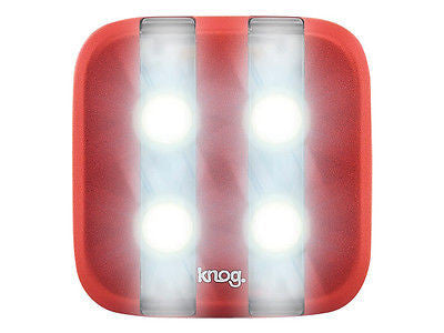 Knog Blinder 4 USB Front Bike Light