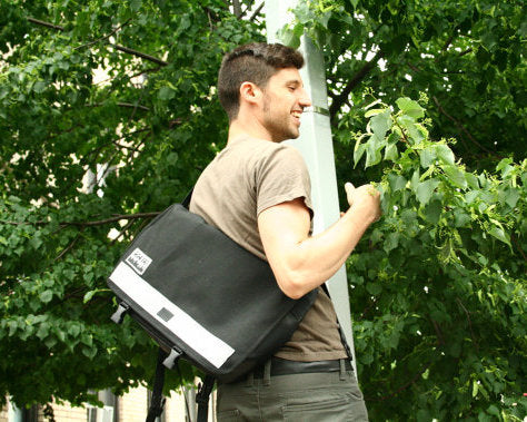 Road Bike Accessories - Messenger Bag