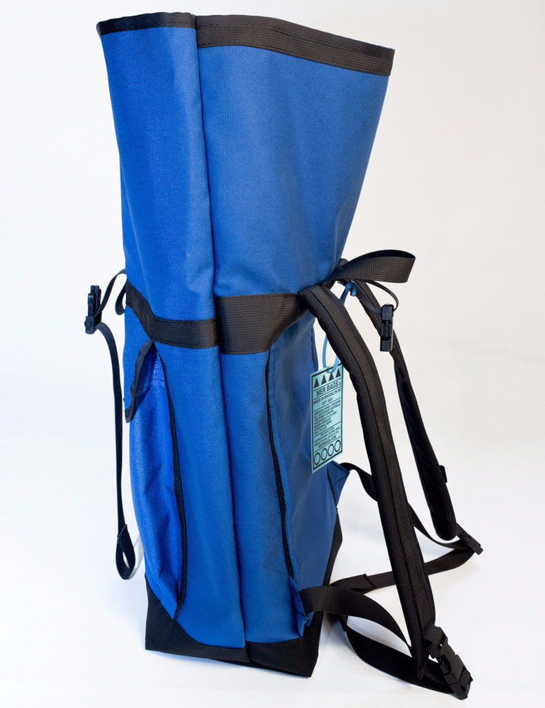 Backpack for cyclists