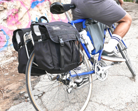 Bike Panniers by Road Runner Bags