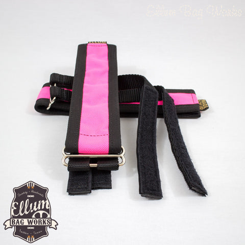 Pedal straps for fixie bike