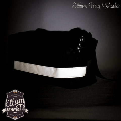"""Bar Crawler"" Handlebar Bag by Ellum Bag Works"