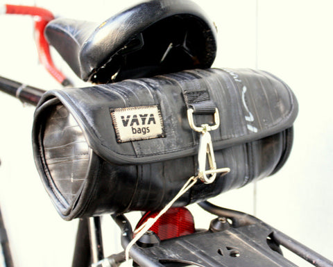 Vaya Bags Handmade Saddle Bag