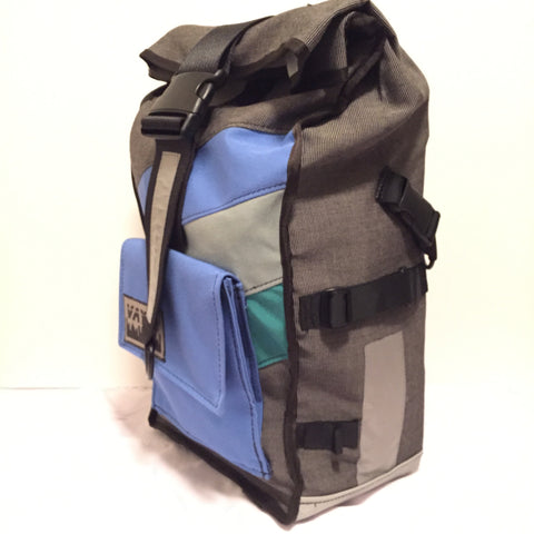 Vaya Bags Bicycle Pannier-Backpack Hybrid