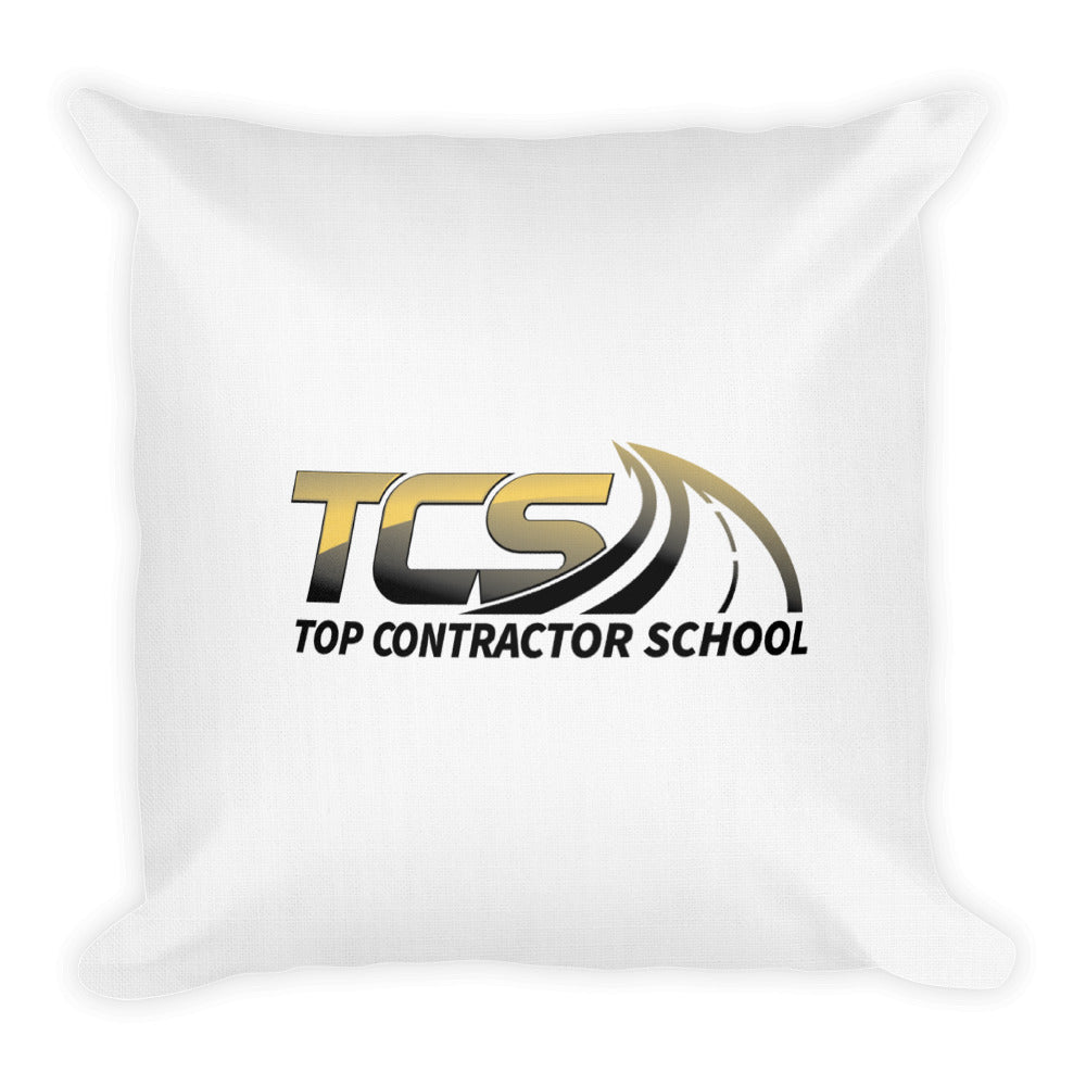 Top Contractor School | ALWAYS BE PAVING Premium Pillow