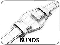 BUNDS military watch band