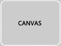 Canvas with genuine leather lining Watch Band