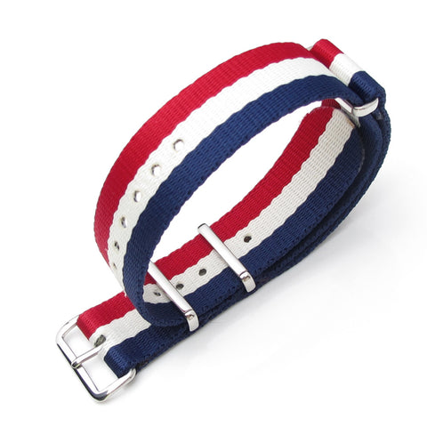 20mm MiLTAT G10 Nylon - French Flag