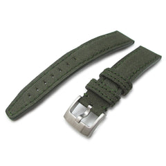 MilTAT Military Green Canvas Extra Long, Green St.