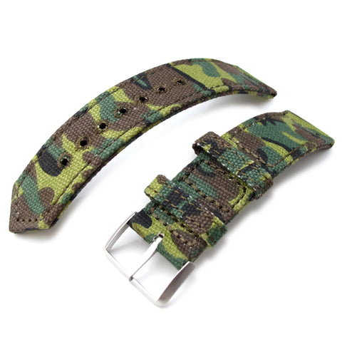MiLTAT WW2 2-piece Washed Canvas, ERDL Camo Sandblast