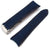 MiLTAT Navy Washed Canvas, Roller Deployant Brush