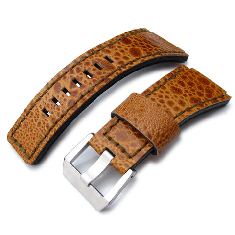 MiLTAT Toad for Bell & Ross BR01, Brown