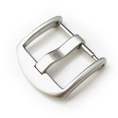 Brushed 316L SS Spring Bar type Buckle