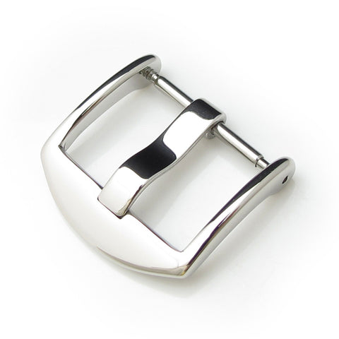 316L Polish SS Spring Bar type Buckle