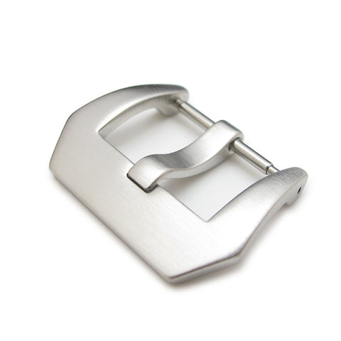 316L Brushed SS Spring Bar type Tongue Buckle