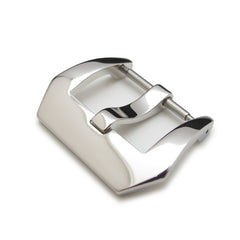 316L Polish SS Spring Bar type Tongue Buckle