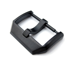 20mm Buckle 56 Tongue 3mm, PVD Black