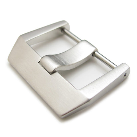 24mm 316L Stainless Steel Tongue Buckle