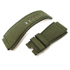 Green Canvas for Bell & Ross BR01