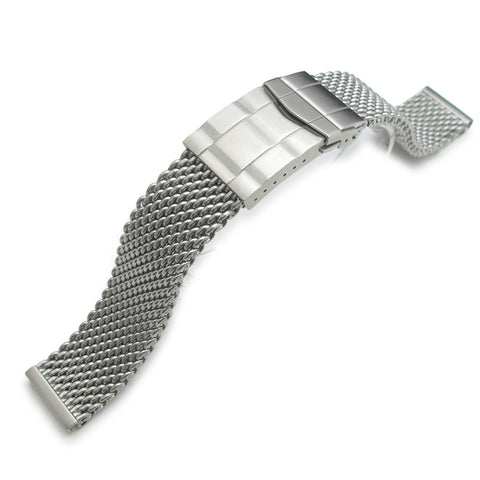 20mm Milanese Thick Mesh Band, SUB Clasp