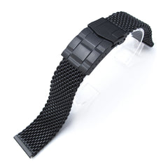 20mm Milanese Thick Mesh, SUB Clasp, PVD