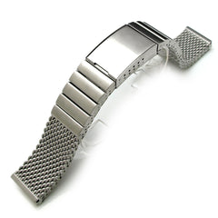 22mm Stainless Steel Mesh band OME clasp