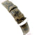 20mm Frog Grain Speedpins Watch Strap