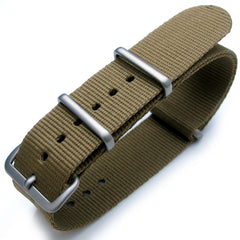 NATO G10 Watch Band in Military Green