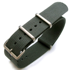 NATO G10 Watch Band in Greenish Grey