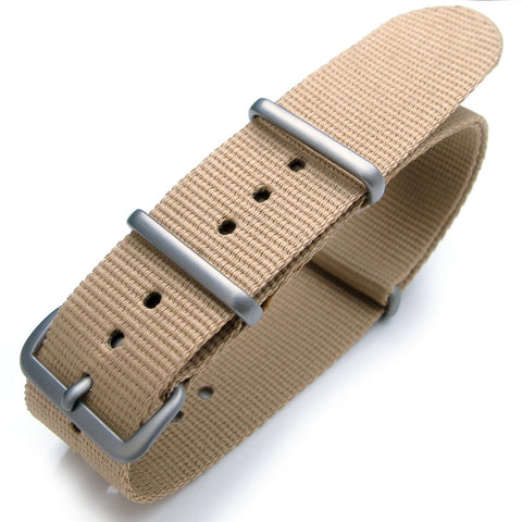 NATO G10 Watch Band in Desert